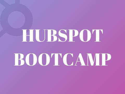 HubSpot Bootcamp sq